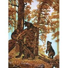 """Картина """"Ранок у лісі"""". Ручна робота"""